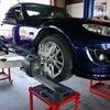 車検だったりロータリーエンジンの不具合確認だったり・・・最近の工場作業の画像