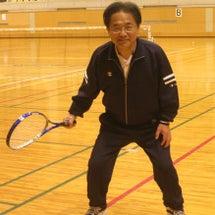 テニスを久々に。