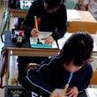 「お習字日記」お教室…