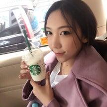 スタバの白いコーヒー…