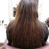 髪のダメージが気になるけどカラーリングをしたい、Oさん。の画像