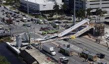 広島 橋桁 落下 事故