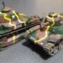 チハほか日本戦車の塗…