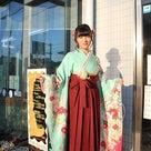 卒業おめでとう^^袴の着付けありました。の記事より