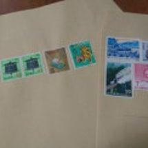 未使用切手、未使用年…