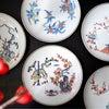 【熊本初‼︎】和風彩色チャイナペインティングレッスンの画像