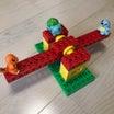 LEGOで『つりあい』学習。