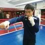 ボクシングを初めて1…
