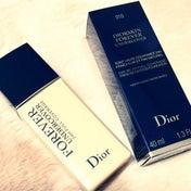 攻略‼︎ Dior新ファンデ⭐︎