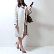 【UNIQLO】才色兼備な華やぎスカート♡私好み満点なデートコーデ♡
