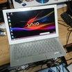 大破したような状態のVAIO Duo13 Core i7確保→大破ではありませんでしたが。。。