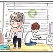 エッセイ漫画「考え方」+小学生時代のタイムカプセル?