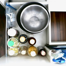 132: キッチン収…