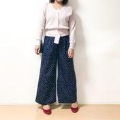 【GU】新作ワイドパンツが使える!ぽっちゃりが着てみた。
