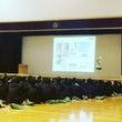 ★掛川東高校で講演会…