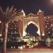 ・ドバイ旅行記③ 観光情報 ドバイを象徴するホテル「アトランティスザパーム」