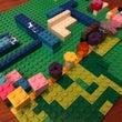LEGOの家。