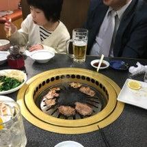 家族で焼肉パーティー…
