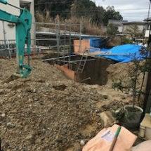 掘方 工事中