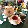人形町の人気英国カフェ☆タイニートリアティールームの画像