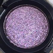 MACで紫・青ラメメイク⭐︎