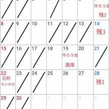 3月後半と4月のレッ…