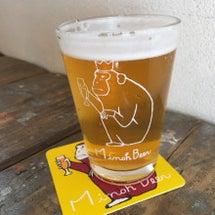 初、箕面ビール!カン…