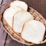 何も付けなくても旨し❤️赤ちゃんほっぺのふわもち食パン