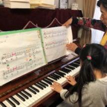 れなちゃんのピアノレ…