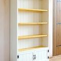 愛知県名古屋市:K様:フレンチカントリー家具「本棚(ブックシェルフ)W105/Le ciel」