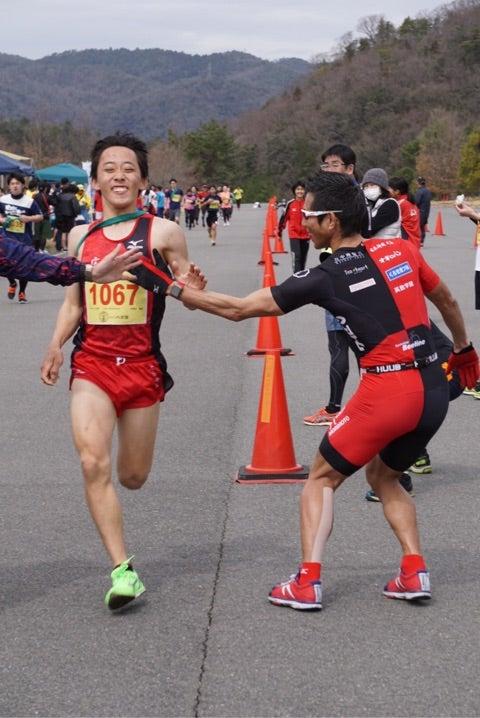 ひろしまりんくうリレーマラソンの記事より