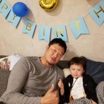 3才誕生日☆