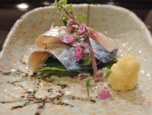 赤坂津やま 大分の鯖