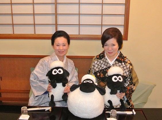 赤坂津やま 鈴木純子女将&伊藤由美ママとショーン