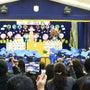 角栄幼稚園の卒園式