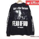 【ヤフオク1円開始】FEAR OF GOD/FOG、MINTCREW ミントクルー大量出品中。の記事より