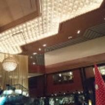 好きなホテルラウンジ