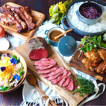 お祝いご飯と、子供の印象に残る料理の記事に添付されている画像