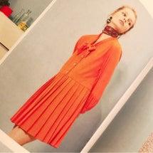 オレンジドレス(si…