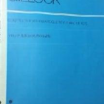 ギロック作曲「エオリ…