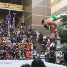 新世界の名物イベント☆プロレスリング紫焔による新世界大会が開催されます!の記事より