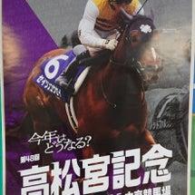 高松宮記念☆ポイント…