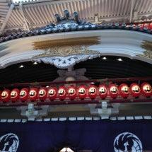 「歌舞伎座」春のぼっ…