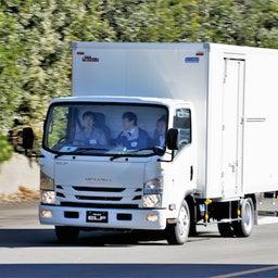 画像 3月20日、いすゞは小型トラック「エルフ」を改良し発売 の記事より