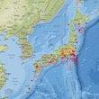 千葉県周辺で連続地震…