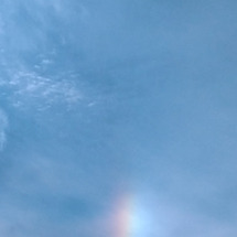 【彩雲】幸運の前兆!
