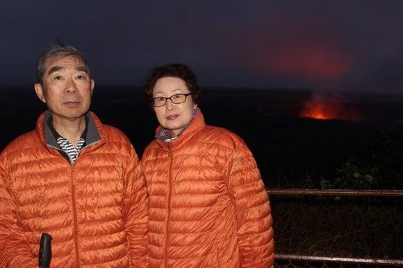 世界遺産キラウエア火山と星|オプショナルツアーいっぱい ...