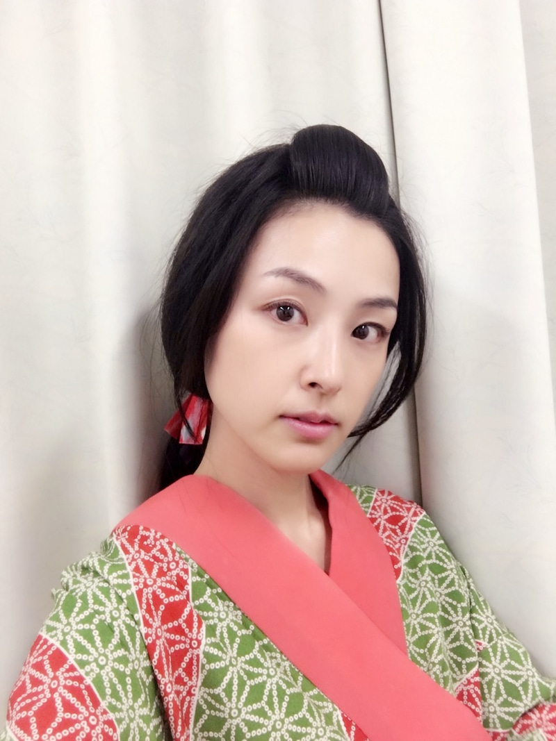 くノ一忍法帖の時の色々。   木下あゆ美オフィシャルブログ「若ayu ...