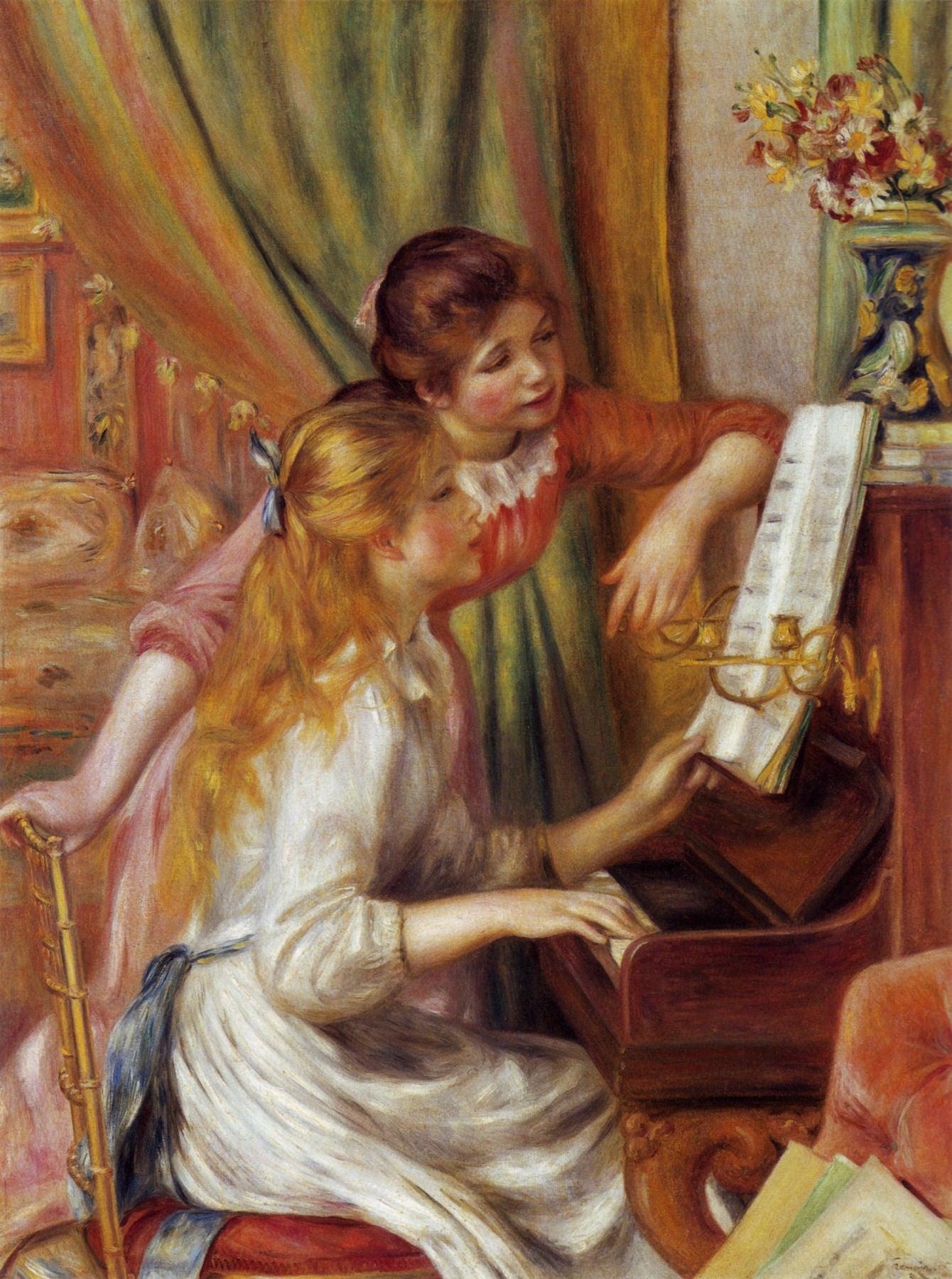 女性作曲家について | いつも心...