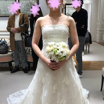 *WD試着⑨    My Dress Is...の記事に添付されている画像